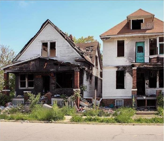 Why SERVPRO Fire Damage Equals Water and Smoke Damage