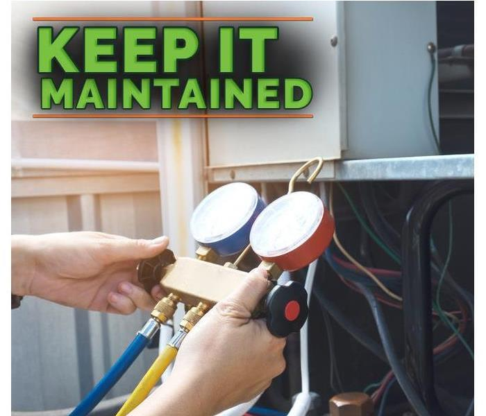 Fire Damage Proper Maintenance of Your Furnace May Prevent a House Fire